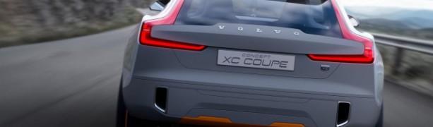 Volvo XC coupe: recept za nastanek vseh prihodnjih volvov