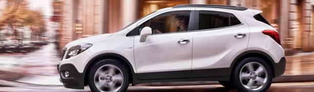 Opel Mokka – vrhunska opcijska varnostna tehnologija