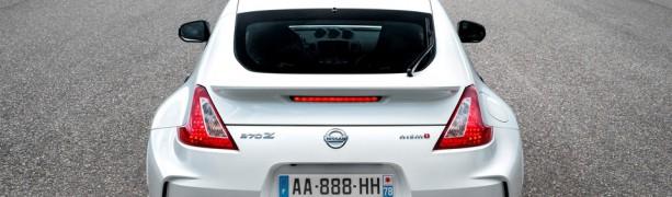 Prenovljeni Nissan 370Z Nismo